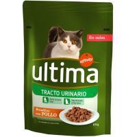 Pouchas Tracto Urinario para gato ULTIMA, bolsa 85 g