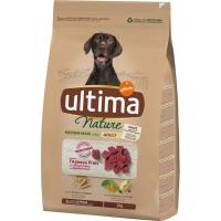 Alimento de cordero para perro mediano ULTIMA Nature, saco 3 kg