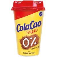 Batido de cacao Shake 0% COLACAO, vaso 200 ml