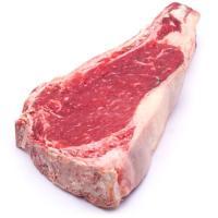 Chuleta de vaca madurada, al peso, compra mínima 500 g