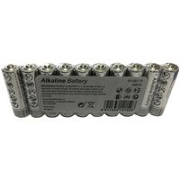 Pila alcalina LR06 (AA) ALCALINE, pack 10 uds