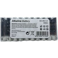 Pila alcalina LR03 (AAA) ALCALINE, pack 10uds