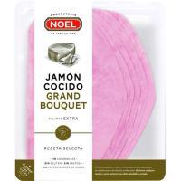 Jamón cocido lonchas finas NOEL Gran Bouquet, sobre 140 g