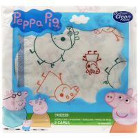 Servilleta Peppa Pig EROSKI, paquete 40 uds.