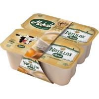 Natillas al huevo MAHALA, pack 4x150 g