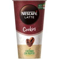 Café Shakissimo cookies NESCAFÉ, vaso 190 ml