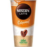 Nescafé Shakissimo de caramelo NESTLÉ, vaso 190 ml