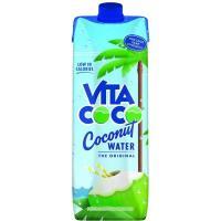 Agua coco natural VITA COCO, brik 1 litro