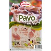 Pavo trufado con pistachos SERRANO, sobre 90 g