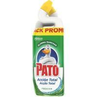 Limpiador wc frescor PATO, pack 2x750 ml
