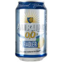Cerveza 0,0% AURUM Radler, lata 33 cl