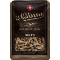 Pasta Fusilli integral LA MOLISANA, paquete 500 g