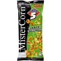 Cocktail Mix 5 Snack Attraction Mr. Corn GREFUSA, bolsa 115 g