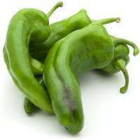 Pimiento verde italiano, al peso, compra mínima 500 g