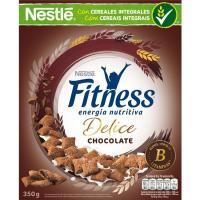 Cereales de chocolate NESTLÉ Fitness Delice, caja 350 g