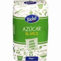 Azúcar blanco SIDUL, paquete 1 kg