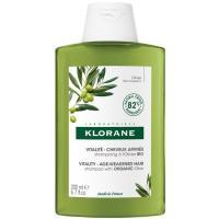 Champú de olivo KLORANE, bote 200 ml