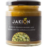 Mermelada de ciruela claudia JAKION, frasco 280 g
