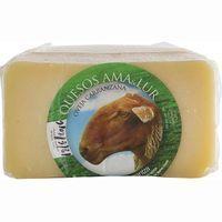 1/2 Queso de oveja de Carrranza AMALUR, pieza al peso aprox. 450 g