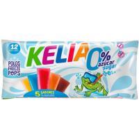 Flashes 0% azúcar KELIA, paquete 540 g