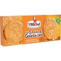 Galleta de mantequilla con sal  ST MICHEL, caja 150 g