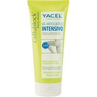 Gel anticelulítico Cellublock YACEL, tubo 200 ml