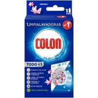 Limpiador de lavadora COLON, pack 1 unid.