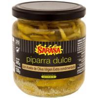 Guindillas dulces SARASA, frasco 130 g
