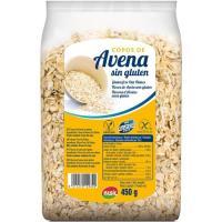 Copos de avena sin gluten ESGIR, paquete 450 g