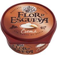 Queso de oveja en crema FLOR DE ESGUEVA, tarrina 125 g