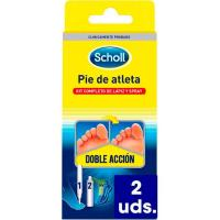 Kit pie de atleta DR. SCHOLL, pack 1 unid.