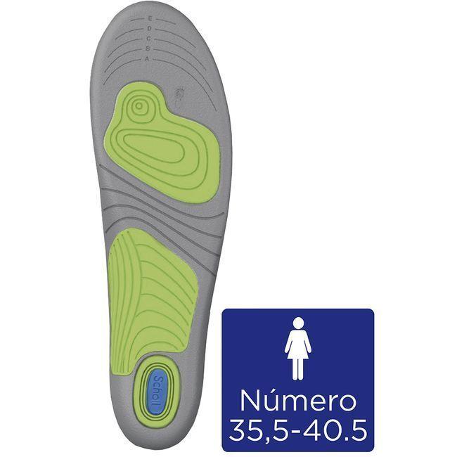 Gel Activ sport para mujer DR. SCHOLL, pack 1 par