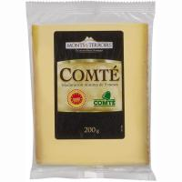 Queso Comte MONTS&TERROIRS, cuña 200 g