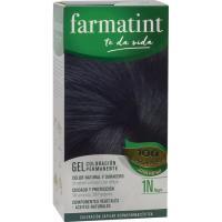 Crema classic 1N negro FARMATINT, caja 1 unid.
