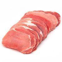 Filete de lomo de cerdo, al peso, compra mínima 500 g