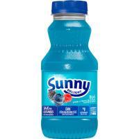 Reflesco Blue SUNNY D., botellín 31 cl