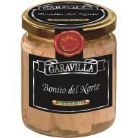 Bonito del Norte Etiqueta Negra GARAVILLA, tarro 220 g