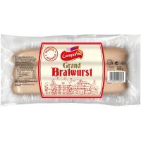 Salchichas Gran Bratwurst CAMPOFRÍO, sobre 400 g
