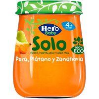 Potito ecológico de manzana verde HERO Baby, tarro 120 g