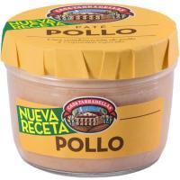 Paté de pollo CASA TARRADELLAS, frasco 125 g
