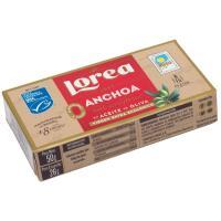Anchoa Cantábrico MSC en aove ecológica LOREA, lata 30 g
