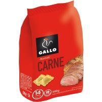 Ravioli de carne GALLO, paquete 500 g