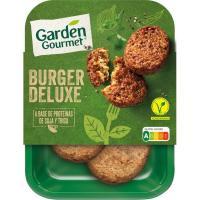 Burger Deluxe GARDEN GOURMET, bandeja 180 g