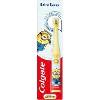Cepillo batería Minions para niños COLGATE, pack 1 unid.