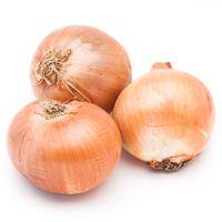 Cebolla ecológica, al peso, compra mínima 1 kg
