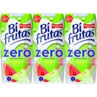 Bifrutas Zero Ibiza PASCUAL, pack 3x330 ml