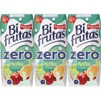 Bifrutas Zero Pacífico PASCUAL, pack 3x330 ml