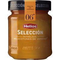 Mermelada de melocotón HELIOS Selección, frasco 250 g