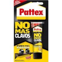 Adhesivo de montaje No Más Clavos PATTEX, tubo 100ml