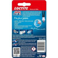 Pegamento Super Glue-3 Perfect Pen LOCTITE, 3g